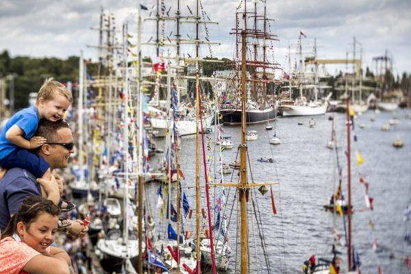 Do zobaczenia na finale the Tall Ships Races 2021!